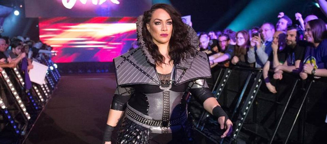 Nia Jax On Why Her Match With Dean Ambrose Didn't Happen