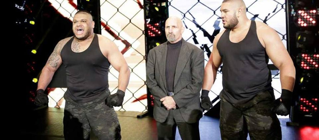 The Reason The Authors Of Pain Have Been Off WWE TV