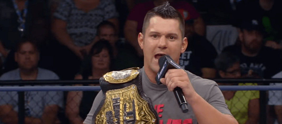 Eddie Edwards Signs Long Term Contract With Impact Wrestling