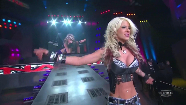 Angelina Love On Being Pulled From Her Smackdown Debut In 2006 & Why She Left Impact Wrestling