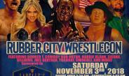 AIW Presents Rubber City WrestleCon On Nov. 3rd Featuring Booker T, Kelly Kelly, Tugboat, Bob Orton & More!