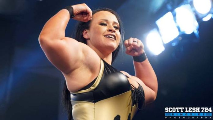 Jordynne Grace Reportedly Signs With Impact Wrestling