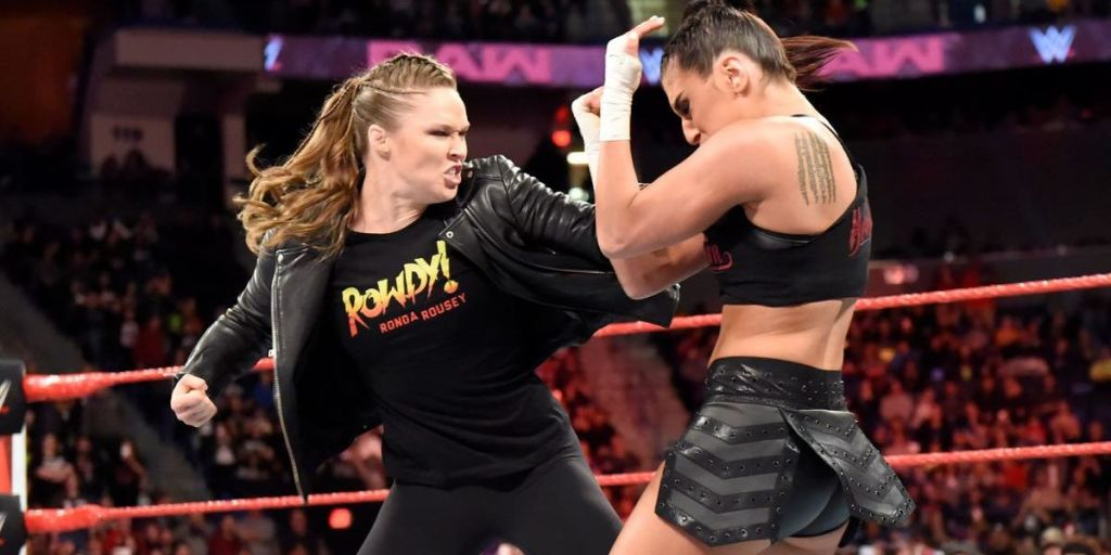 Ronda Rousey Questions Sonya Deville's MMA Background, Deville Responds