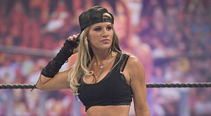 Ashley Massaro Preparing For Wrestling Return