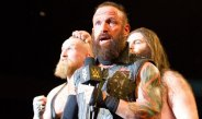 Eric Young On Working In a Backstage Role In WWE