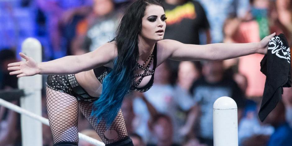 Paige Hopes To Return To The Ring One Day