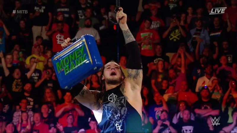 Wwe Money In The Bank Results  Two Mitb Ladder Matches