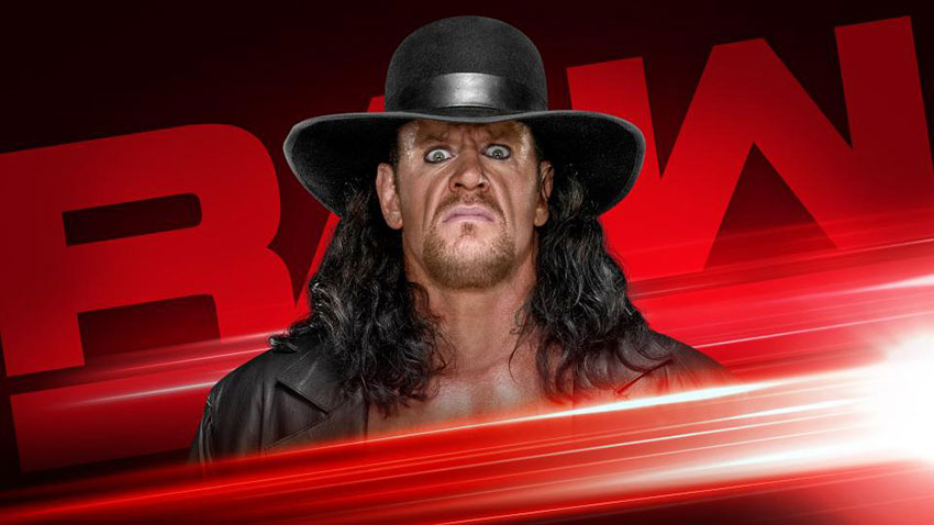 Image result for The Undertaker returns to RAW tonight to address Triple H