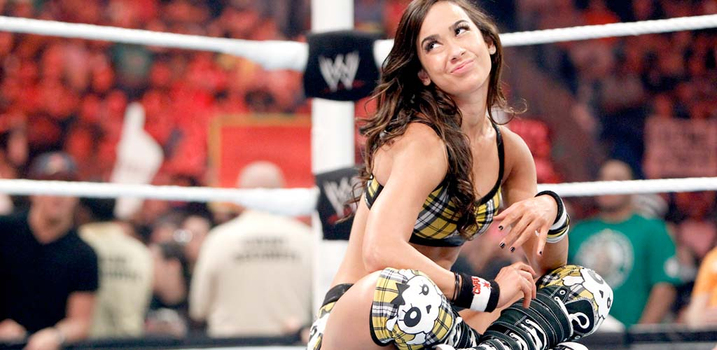 AJ Lee comments on her departure from WWE