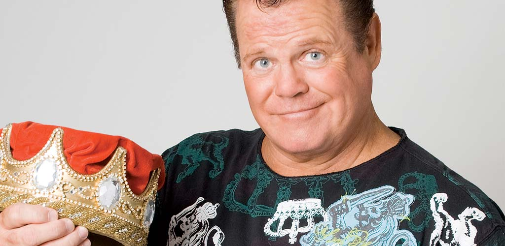 Jerry Lawler recounts how Vince called him during Rumble Kickoff show to move the crown