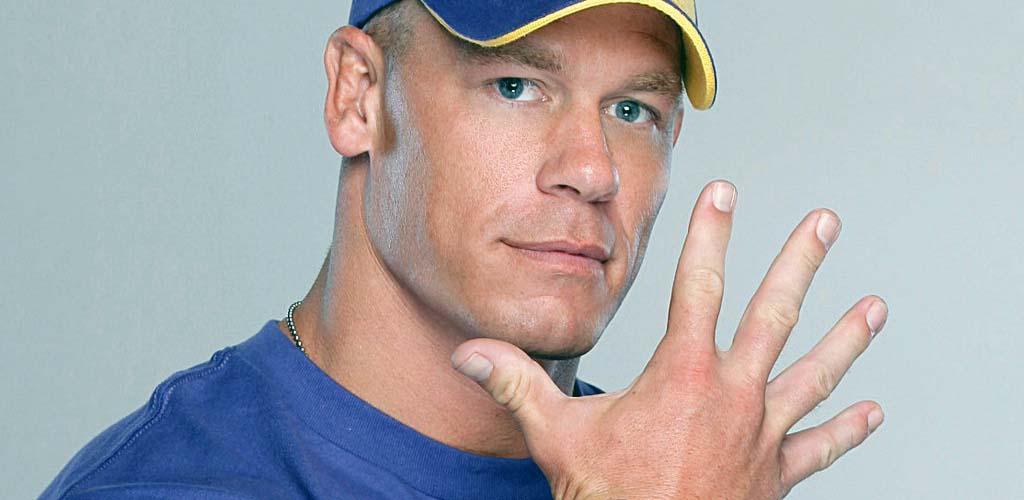 Cena wrestles at Mania sick and with a broken thumb