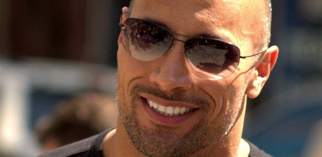 Dwayne Johnson finishes filming new movie Empire State