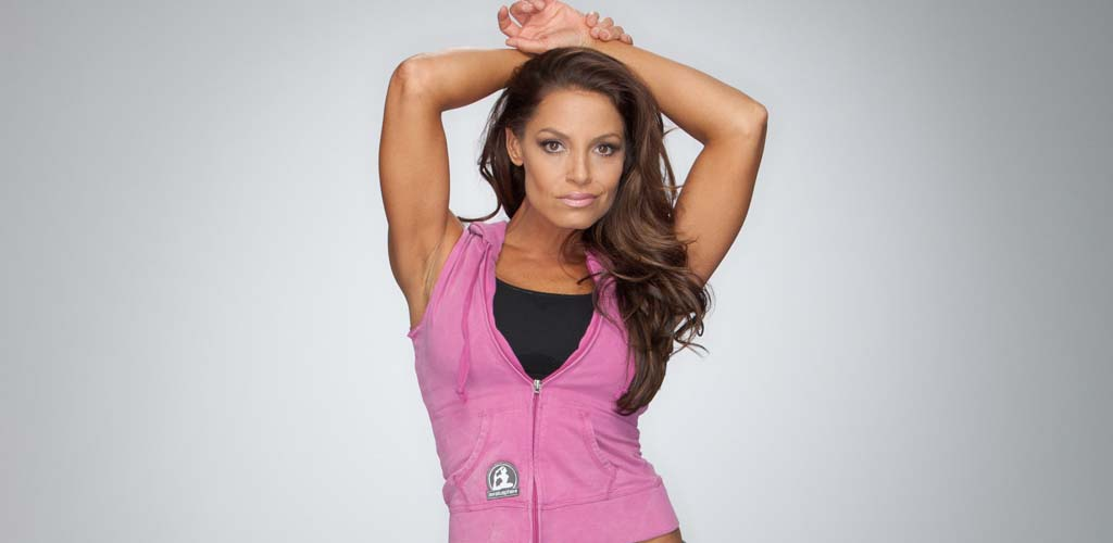 Trish Stratus announces she's pregnant during HOF speech