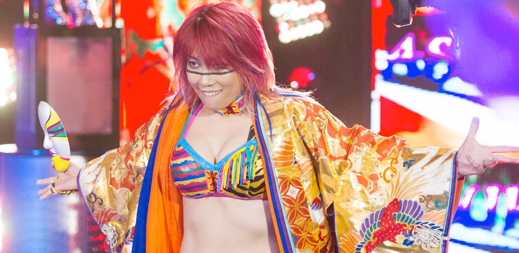 Asuka's streak ends after 915 days at WrestleMania 34