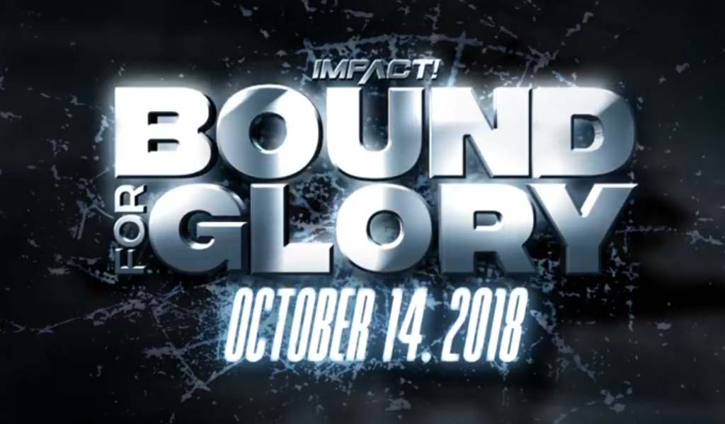 Bound For Glory 2018 taking place in Queens, New York