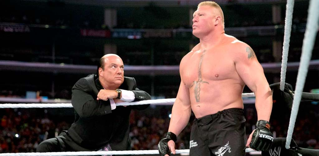 "Brock Lesnar ""quits"" Smackdown and heading to Raw to hunt for Rey Mysterio"