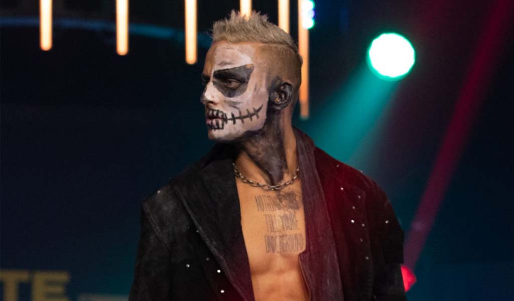Darby Allin suffers concussion during Dynamite
