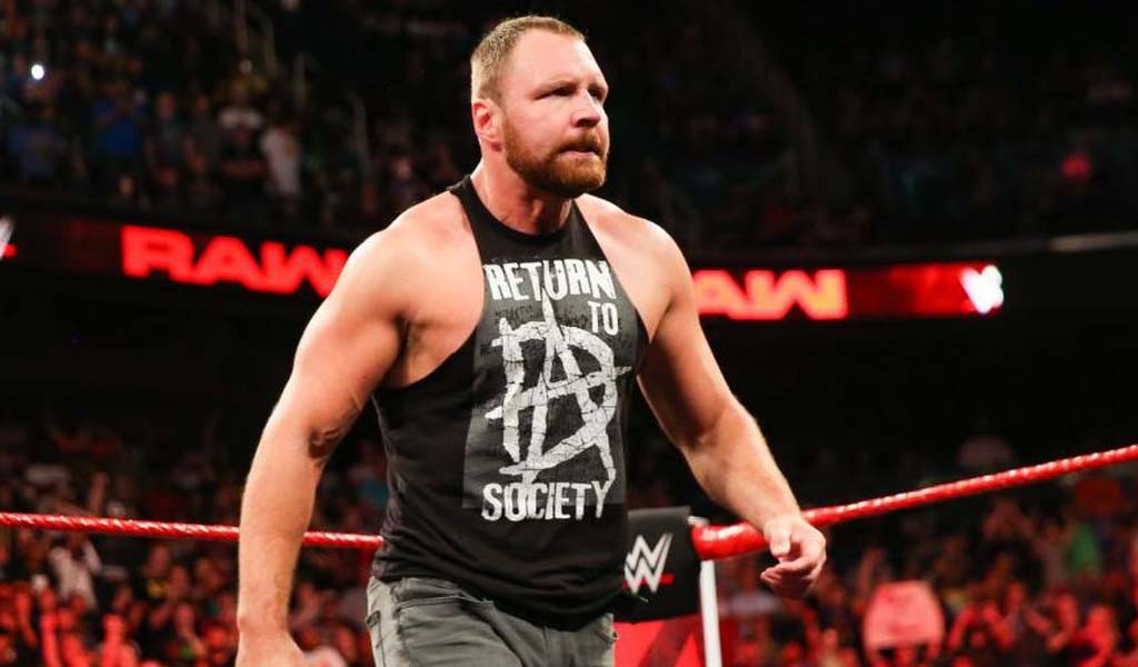 WWE confirms the end of Dean Ambrose