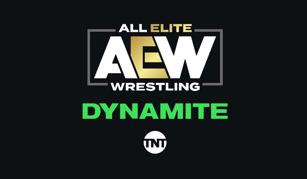 AEW celebrates the one year anniversary of Dynamite on TNT