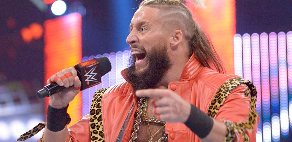 Strowman and Cruiserweights beat up Enzo after Raw goes off the air