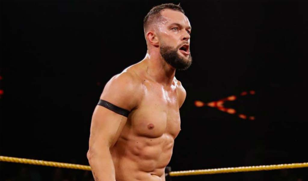 Finn Balor suffering from broken jaw in two places