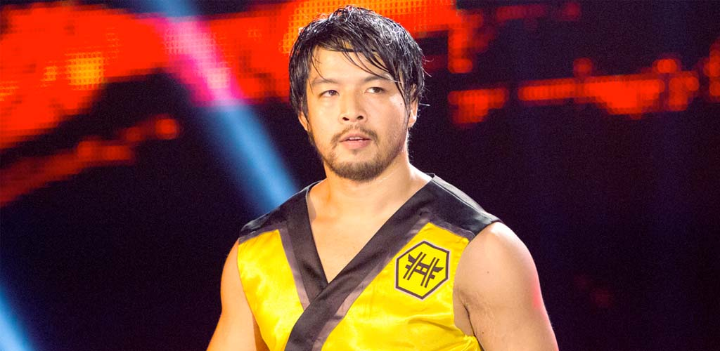 Hideo Itami granted his release from WWE