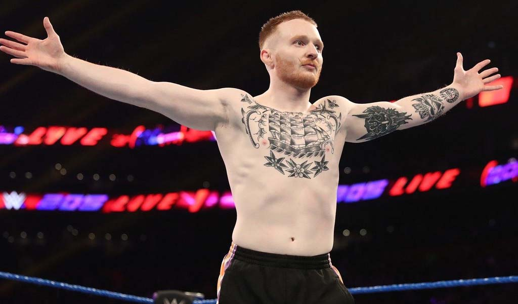 Jack Gallagher fired from WWE