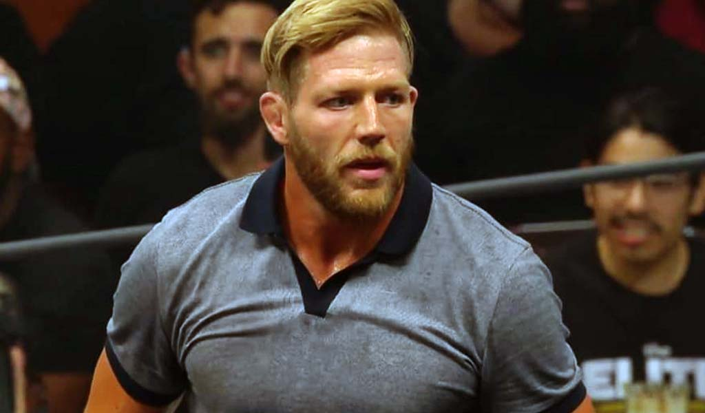 Jake Hager suffers first loss in AEW as Moxley retains title in no holds barred match