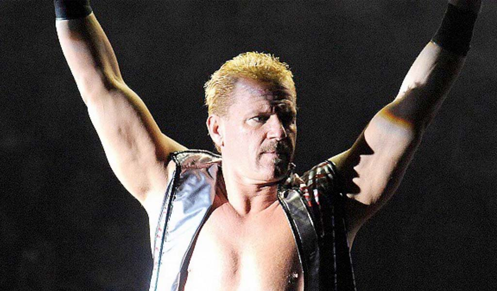 Jeff Jarrett to wrestle inside a WWE ring this Monday on Raw