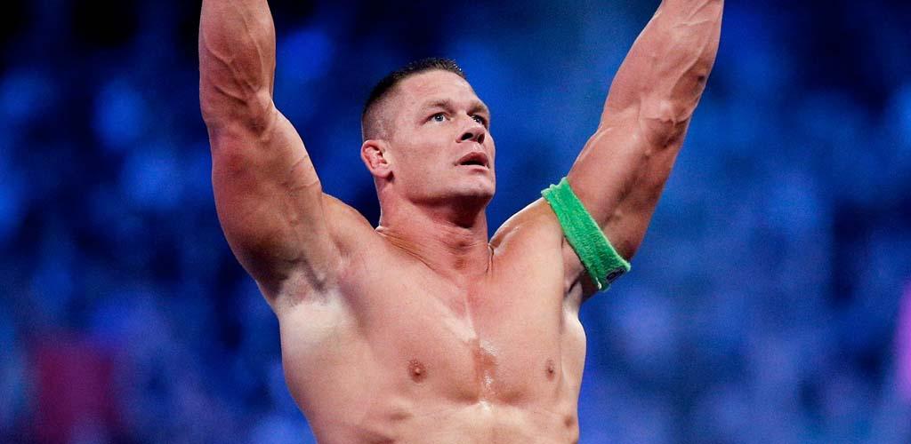 John Cena vs AJ Styles set for the Royal Rumble