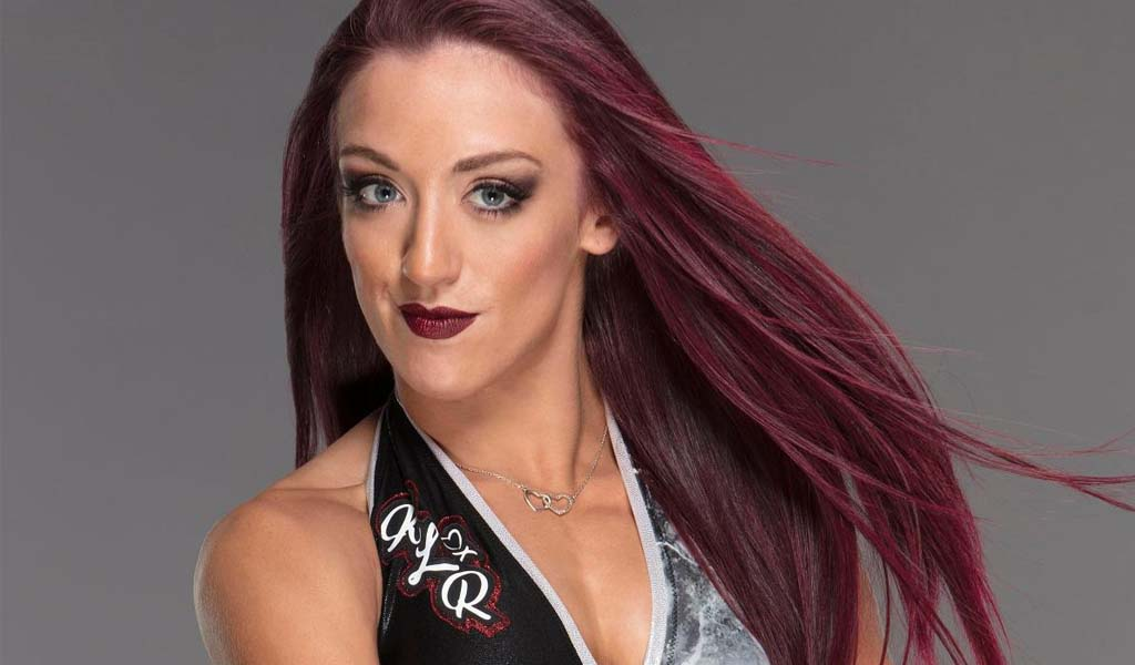 NXT UK Women's champ Kay Lee Ray rips fellow NXT star Ligero for his accusations reply