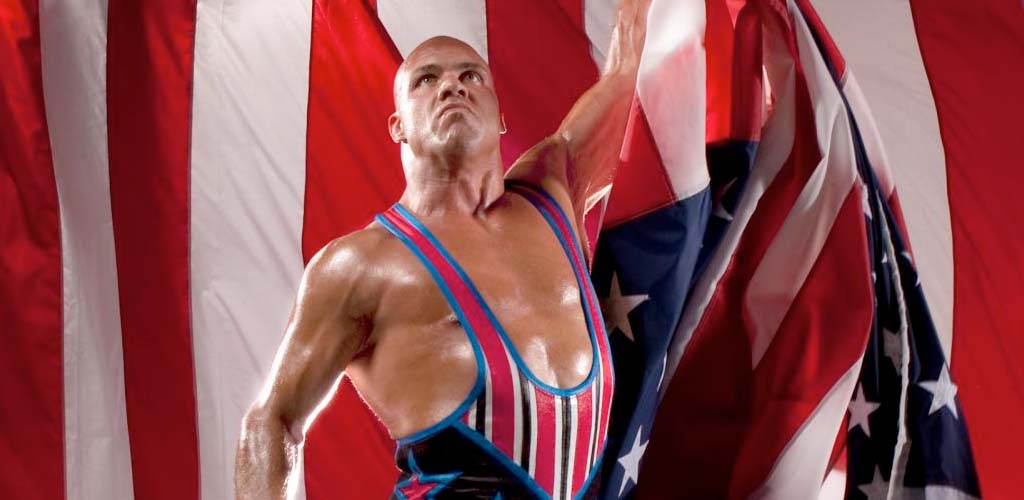 UFC fighter to use Kurt Angle's theme as his walk-out song this Saturday on ESPN