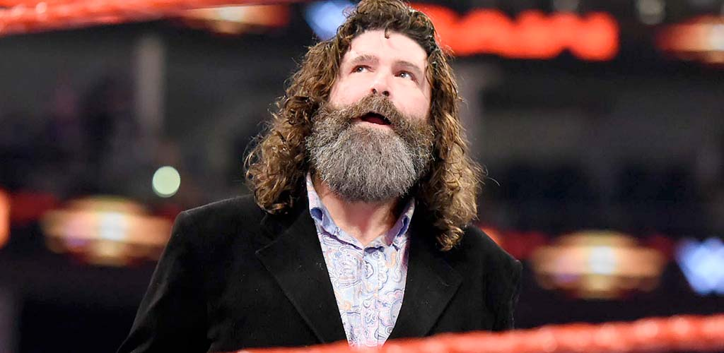 Mick Foley publishing Christmas book later this year