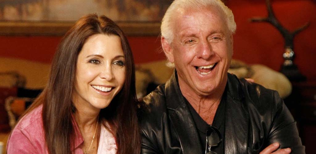 Ric Flair and Wendy Barlow tie the knot in Florida