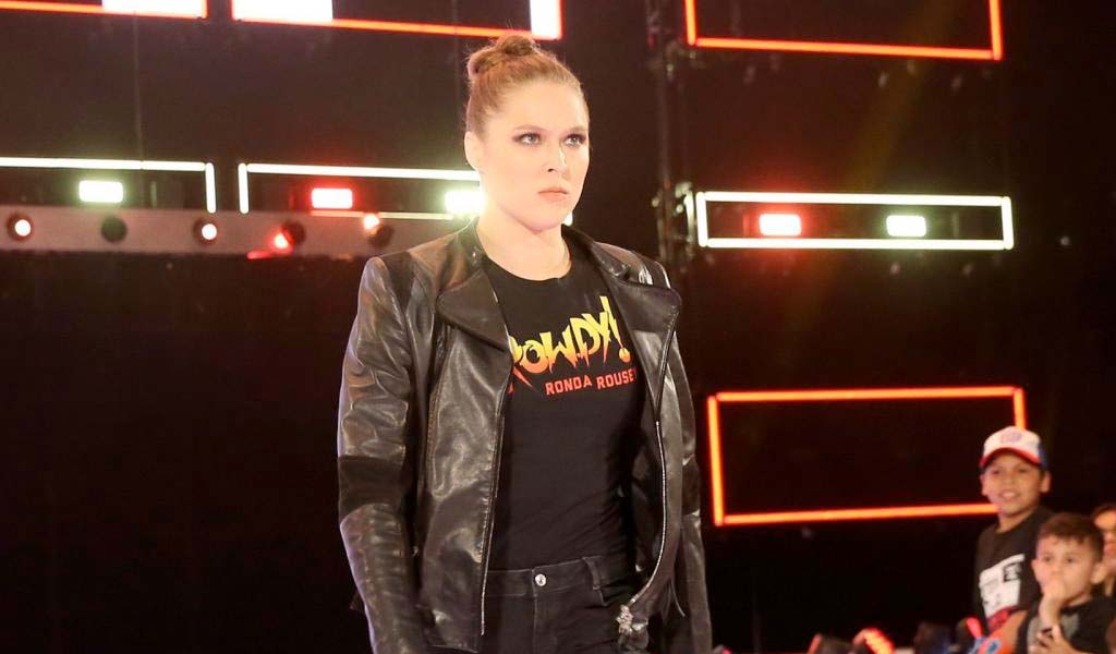Ronda Rousey gets her dream WWE in-ring debut at WrestleMania