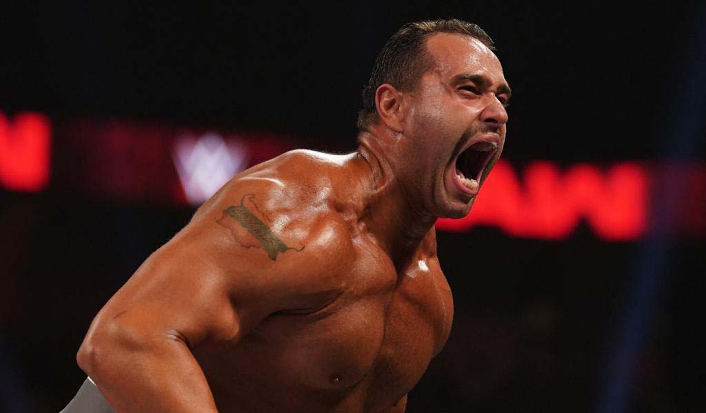 Rusev returns on Monday Night Raw