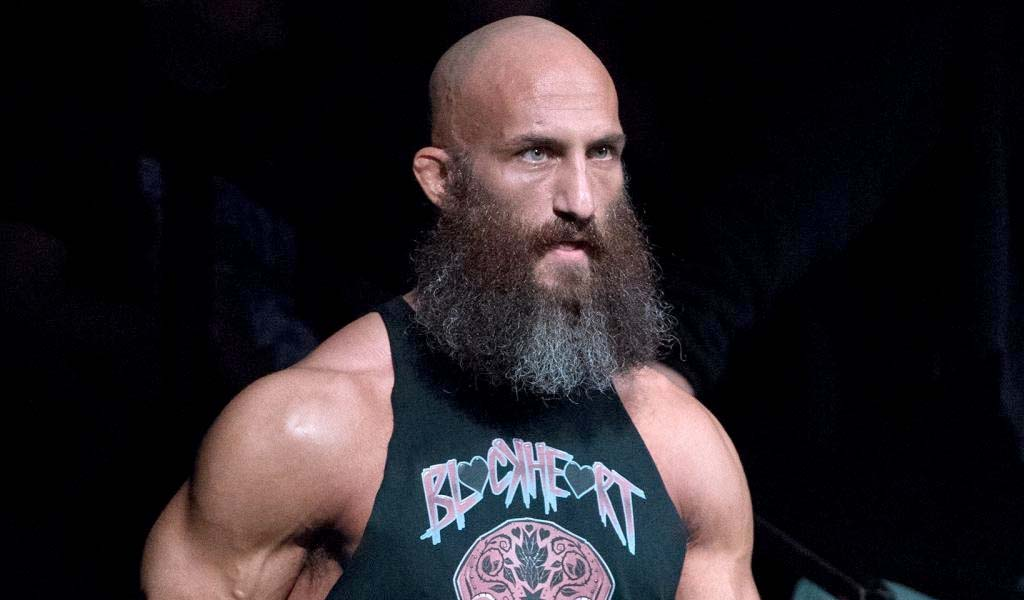 Tommaso Ciampa back on NXT television this Wednesday
