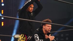 AEW Star Darius Martin Undergoes ACL Surgery