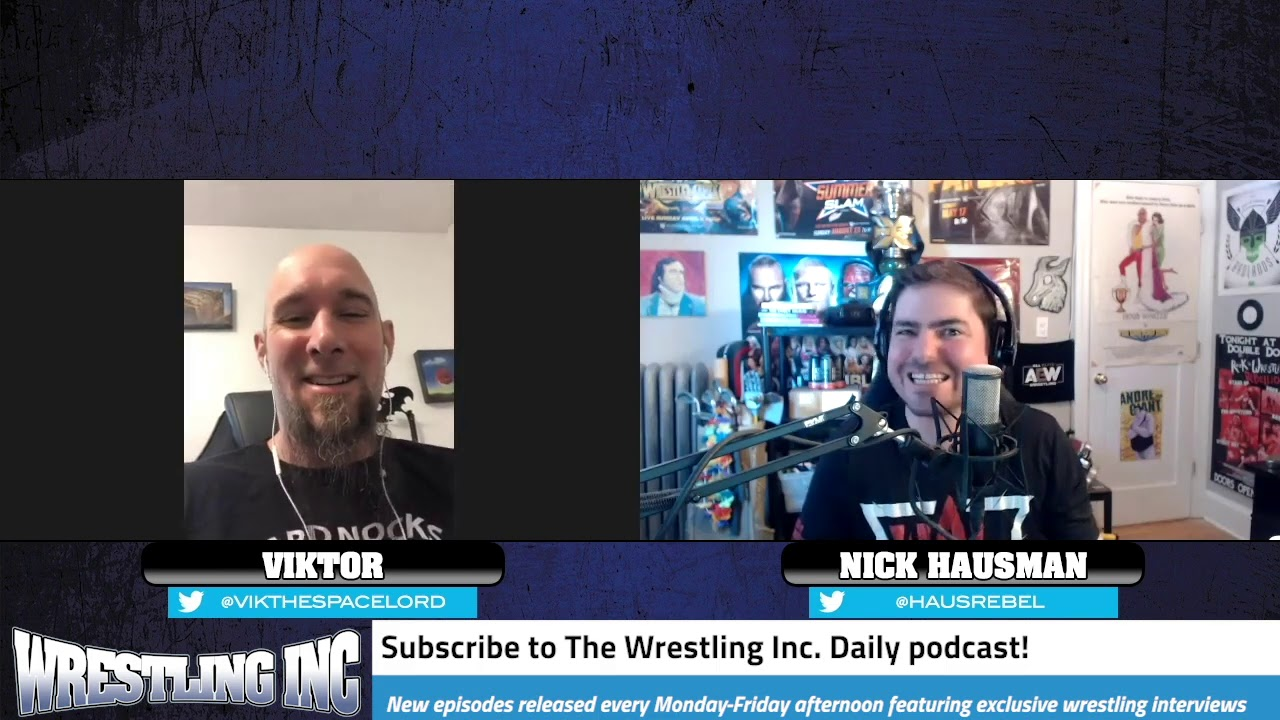 Viktor On How The Ascension's WWE Contracts Changed After NXT Call-Up