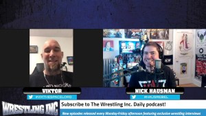 Viktor On How His WWE Contract Changed