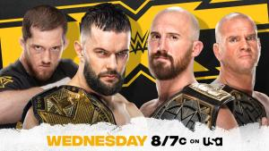 WWE NXT Preview For Tonight: Finn Balor Teaming With Kyle O'Reilly, Tournaments To Continue