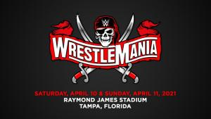 WWE WrestleMania 37 Broadcast Plans, Hall Of Fame Note
