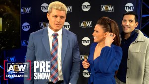 Photo: Cody Rhodes Apparently Displays His New Private Bus