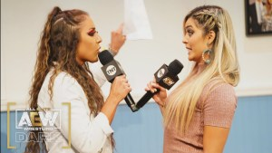 "Britt Baker On Bayley: ""We Like Her, She's A Role Model"""