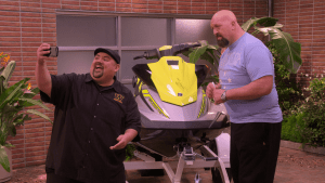 One Of Us: Gabriel Iglesias Recalls Getting Manicures With Stone Cold Steve Austin