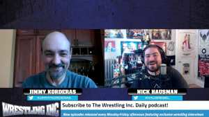 WInc Daily: WWE NXT Viewership Up, Tommy Dreamer Vs Tony Khan (Feat. Jimmy Korderas)
