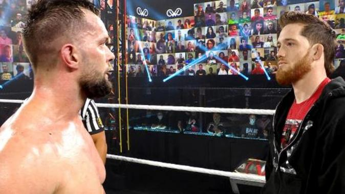 """Video: What Happened After WWE NXT """"takeover: Vengeance Day"""" Went Off The Air - Wrestling Inc."""