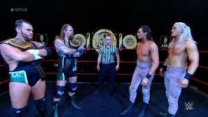 Big WWE NXT UK Title Change Today