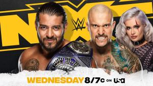 WWE NXT Preview For Tonight: No DQ Match, Adam Cole To Explain Actions, More