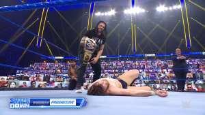 WWE SmackDown Results – Daniel Bryan Vs. Jey Uso, Bianca Belair Picks Her Opponent, More